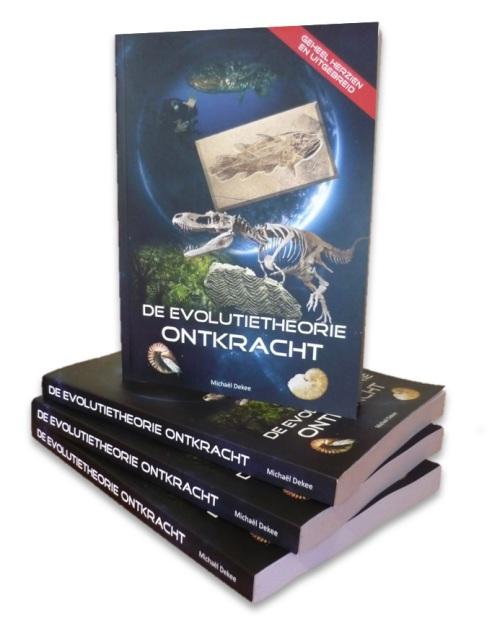 evol ontkracht boekenstapel